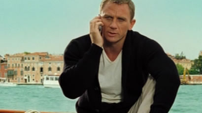 shawl collar sweater daniel craig