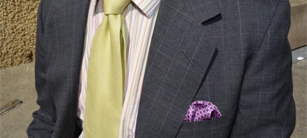 Vintage Oxxford Suit