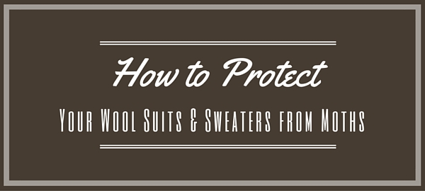 How to Protect Wool Clothing from Moths