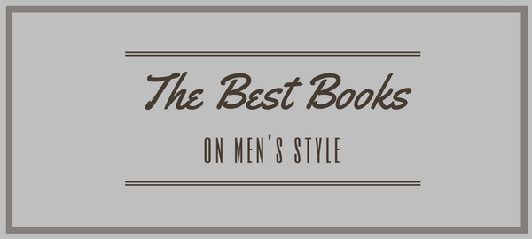 best books on mens style
